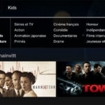 Netflix : codes des filtres cachés