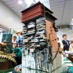 Spirited Away: A Miyazaki Fan Recreated The Bathing House With An Impressive Model