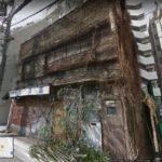 Shinjuku, Tokyo – Immeuble abandonné